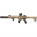 Sig Sauer MCX Desert CO2 Cal. 4.5 con Red Dot Libera Vendita