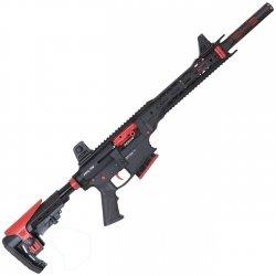 Derya MK12 Black/Red Cal. 12