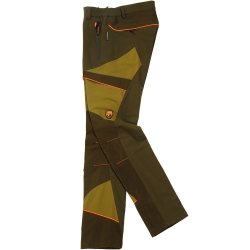 Univers Pantalone Stambecco Verde/Arancione Univers-tex 92131 392