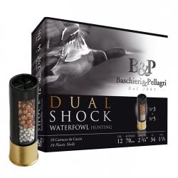CART.B&P DUAL SHOCK CAL.12 T.4 34 GR