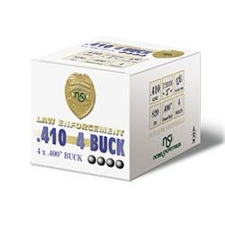 NSI 4 Buck Pallettoni Cal. 410
