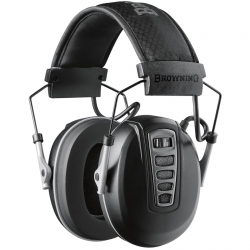 Browning Cuffia Elettronica Hearing Protector Cadence