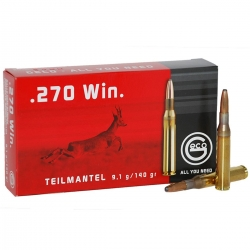CARIC.GECO BASIC 270 WIN.140 GR. TM