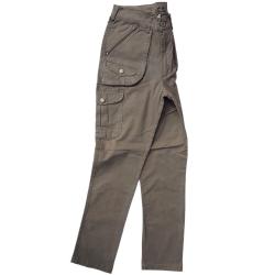 Dimar Pantalone Casual Elasticizzato Grigio