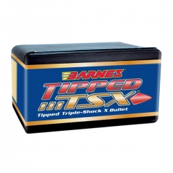 PALLE CAR.BARNES TIP. TSX 30 CAL.308