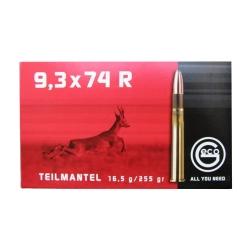 Geco Teilmantel Cal. 9.3X74 R 255gr