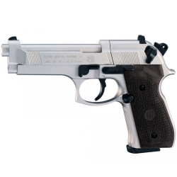 Beretta 92 FS Nickel CO2 Cal. 4.5 Libera Vendita