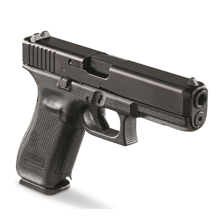 Glock 17 Gen5 Cal 9x21 15c 1 Caricatore