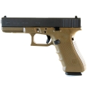 Glock 17 Gen4 FDE Cal. 9X21 15C. + 1 Caricatore