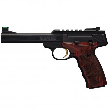 Browning Buckmark Plus Rosewood UDX Cal. 22LR