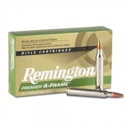 Remington A-Frame Cal. 338 Ultra Mag 250gr