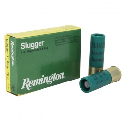 "CART.REMINGTON SLUG MAGNUM 3"" c.12"