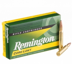 CARIC.REMINGTON CAL.30-06 165GR