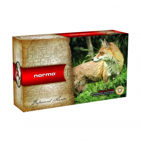 CARIC.NORMA c.5.6X52R 71GR SOFT POIN