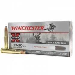 Winchester Power Point Cal. 30-30 Win 170gr
