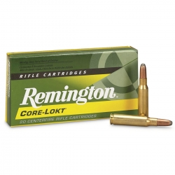 CARIC.REMINGTON CAL.308 WIN 180GR