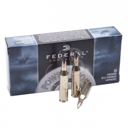 CARIC.FEDERAL CAL. 25-06 REM 117G SP