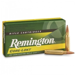 CARIC.REMINGTON CAL.308 WIN 150GR