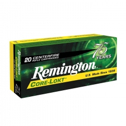 CARIC.REMINGTON CAL.30-06 150GR
