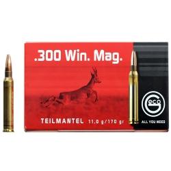 Geco Teilmantel Cal. 300 Win Mag 170gr