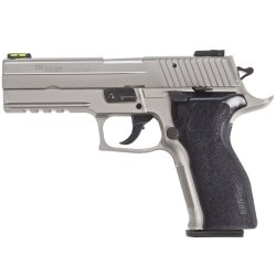"Sig Sauer P226 Silver Cal. 9X21 4.4"" + 2 Caricatori"