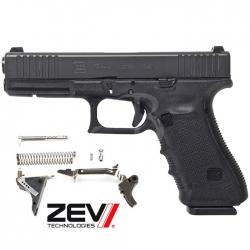 Glock 17 Gen4 FS Sport Match Cal. 9X21 + 1 Caricatore + Scatto ZEV Fulcrum Trigger