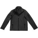 Univers Cardigan in Softshell Nero Univers-tex 96320 600