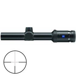 Zeiss Conquest V4 1-4X24 RET. 60 Illuminato