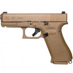 Glock 19x FDE Sport Cal. 9X21 + 2 Caricatori