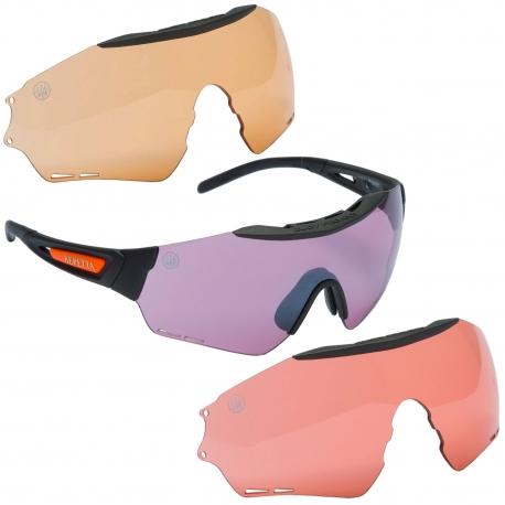 Beretta occhiali da tiro puull by rudy project for Occhiali da tiro a volo zeiss