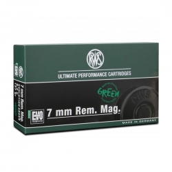 RWS Evo Green Cal. 7mm Rem Mag 159gr
