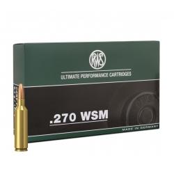 RWS Evolution Cal. 270 WSM 154gr