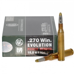 RWS Evolution Cal. 270 Win 154gr