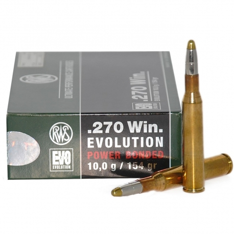 RWS Evolution Cal. 270 Win 154gr
