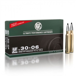 CARIC.RWS C.30-06 SPEED TIP 165GR