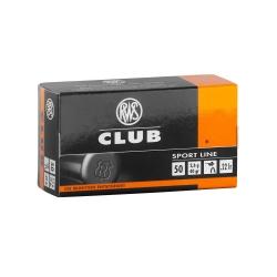 CARIC.RWS CAL. 22LR CLUB 40 GR