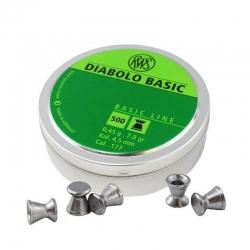 PALLINI RWS DIABOLO BASIC 4,5MM