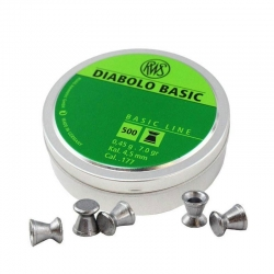 PALLINI RWS DIABOLO BASIC 4,5MM