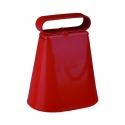 Campano Rosso per Cani 5cm