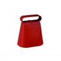 Campano Rosso per Cani 3cm