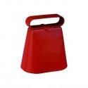Campano Rosso per Cani 4cm