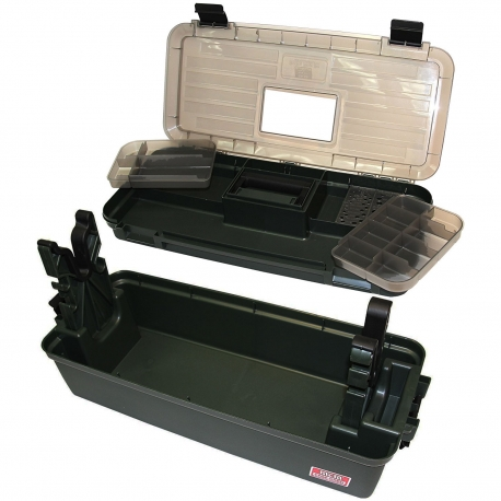MTM TACTICAL RANGE BOX NERO