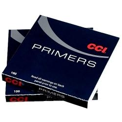 CCI 0014 - 500 Small Pistol Primers 100 Qty