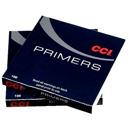 CCI Inneschi 0014 Primers 500 Small Pistol 100 QTY