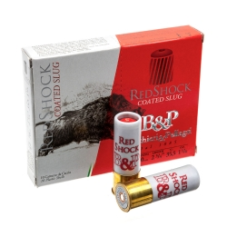 CART.B&P BIG GAME RED SHOCK PALLA