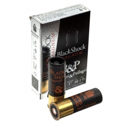 B&P BIG GAME PALLA BLACK SHOCK MAGNUM cal.12