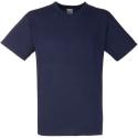 The Big Apple T-Shirt Scollo a V Blu