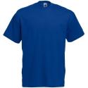 Fruit of the Loom T-Shirt Girocollo Blu