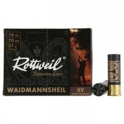 Rottweil Waidmannsheil HV Cal. 16 31gr