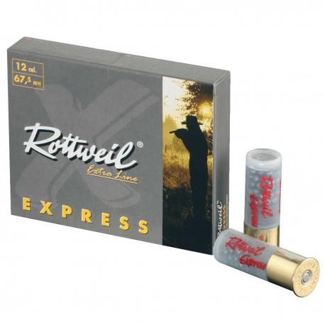 Rottweil Express Pallettoni Cal. 12